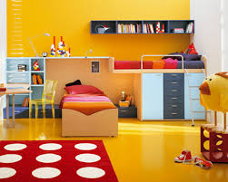 Bedroom:Cool Decorating Kids Rooms With Unique Wal Decals And High Level  Bed Idea Awesome