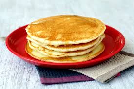 Best Pancake Recipe Ever Eggless Pancakes from scratch that are fluffy