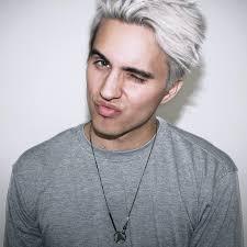 Coloration Homme Cheveux Blancs