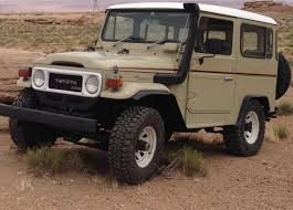 For Sale - 1980 Toyota Land Cruiser BJ40, Diesel - P/S, A/C, New ...