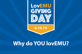 Giving Day Share Your Love April 10 During The Third Annual Lovemu