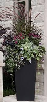 4 Ideas For FallWinter Container Gardens Container Garden Ideas For Fall