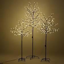 christmas xmas cherry blossom tree w led light seasonal