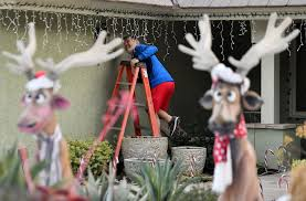 Rancho Cucamonga Festival Of Lights Thoroughbred Christmas Lights Are Ready To Brighten 2019