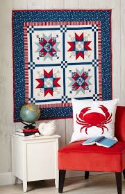 Nautical Quilt Patterns | AllPeopleQuilt.com & Nautical Stars Adamdwight.com