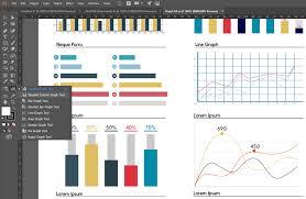 Adobe Charts And Graphs Adobe Illustrator