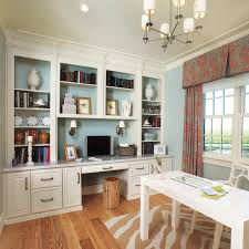 home office magazine. fieldstone cabinetry in coastal living magazine home office f
