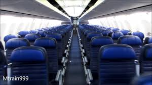 Boeing 737 900 United Airlines Seating Chart United 737 900 Cabin Tour V3 Youtube