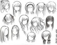 anime chibi drawing hair. Contemporary Anime Different Ways To Draw Anime Things And On Pinterest  Anime With Chibi Drawing Hair I