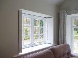 Tri Fold Window How Shutters Open Opennshut