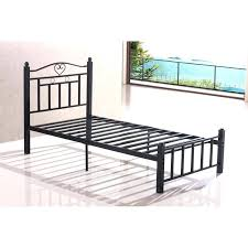 Heavy Duty King Bed Frame Bed Frames Heavy Duty King Bed Frame I On ...