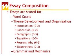 introduction to the wiat iii ppt video online  83 essay composition