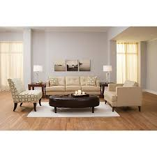 leather sofa with accent chairs unbelievable stunning hudson cream home decorating ideas 11