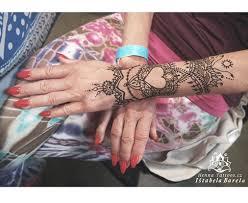 Henna Tattoo Workshop At Kultivar Semily