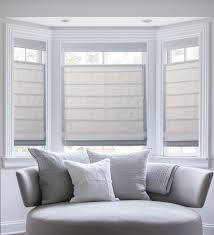 Kitchen Bay Window Treatment The Ultimate Guide To Blinds For Bay Windows Bay Window