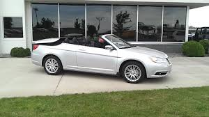 2011 Chrysler 200 Limited Convertible (hard top) - YouTube