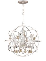 crystorama chandeliers glass for dining room lights crystoroma crystal and bronze chandelier chrome solaris crystor lighting pendant light rama hampton