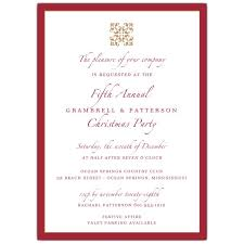 Formal Christmas Party Invitations Formal Frame Color Choice Christmas Party Invitations