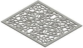 Decorative Metal Grates Custom Vent Covers Decorative Hvac Grate Designs Designer Rants