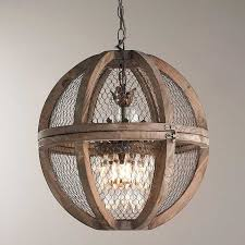 wooden sphere chandelier wood orb chandelier inspirational wire sphere crystal chandelier small shades of light large