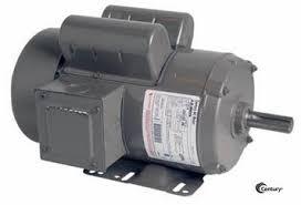 farm duty motors century dayton leeson ao smith 1 5 hp 1800 rpm 145t frame farm duty 230 115v century electric motor