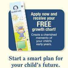 Gerber Growth Chart Gerber Life Insurance Are You On The Right Path To College