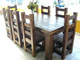 wooden kitchen table designs oak kitchen table set top reclaimed solid wood dining and chairs use wooden kitchen table