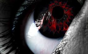 Mesmerizing Red Eyes Wallpaper 16046 Wallpaperesque