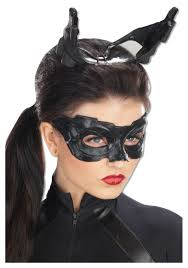 Charming Deluxe Catwoman Mask