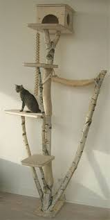 no 7 how to build a cat tree with trees