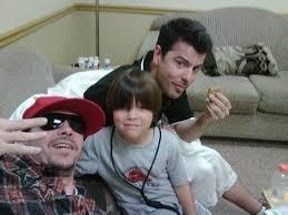 Donnie Wahlberg & Kimberly Fey children