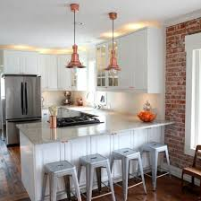 kitchen table light fixtures bowl. Amazing Over Kitchen Table Light Fixtures Using Two Industrial Pendant Lamp Shades Copper For Lighting Of Bowl T