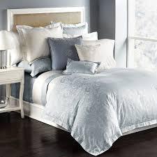 ralph lauren suite paisley light blue king duvet cover woven jacquard