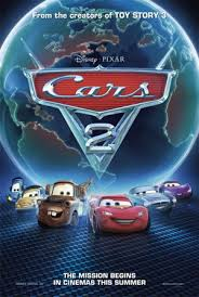 cars 2 the movie logo.  Logo Cars 2 With The Movie Logo F