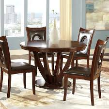 handmade round dining tables cherry brown round dining table by inspire q classic handmade timber dining handmade round dining tables