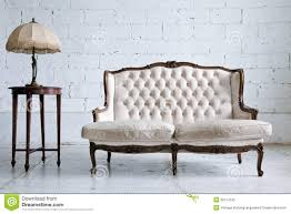 white vintage couch. Vintage Sofa Room White Couch I
