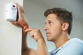 security installation. home security systems installation r