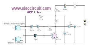 pre amp wiring diagrams academictranscripttranslation com pre amp wiring diagrams medium size of car wiring diagram guitar dynamic microphone circuit of mic