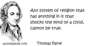 Common Sense Thomas Paine Quotes New Quotes About Paine 48 Quotes