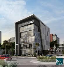 office exterior design. Building Designs Office Exterior Design