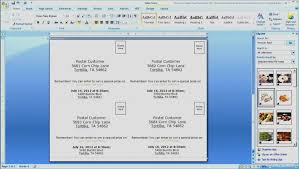 how to create business cards in word business card template word 2013