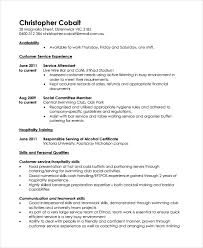 Gallery Of Work Resume Template 11 Free Word Pdf Document Resume