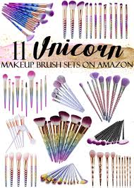 harry potter makeup brushes amazon. 11 affordable unicorn makeup brush sets on amazon harry potter brushes
