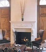 Gray Limestone Fireplace Mantel Design IdeasLimestone Fireplace Mantels