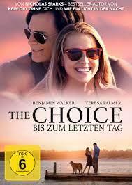 The Choice - Bis zum letzten Tag DVD bei Weltbild.de bestellen
