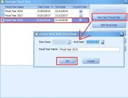fiscal year 2019 dates autocount manage fiscal year for 2019 accounting software for