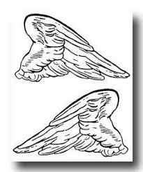 6f251bc2f8d851f47aa9687c0c5ccf79 image detail for angel wings templates , free donwload of on dovecote designs templates