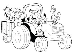 Farm Coloring Pictures Farm Scene Countryside Coloring Sheets Baby