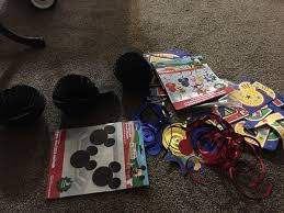 Mickey Mouse Club House party supplies