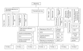 Анализ организационной структуры управления филиала ОАО  2 3 Анализ организационной структуры управления филиала ОАО Ростелеком ТЦМС 15